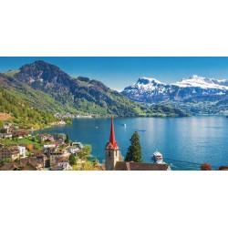 Suisse et ses trains