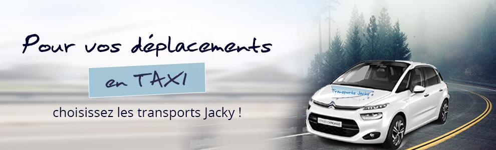 Les taxis Transport Jacky à dieuze